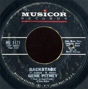7inch Vinyl Single - Gene Pitney - Backstage