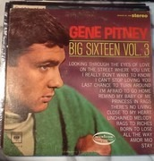 LP - Gene Pitney - Big Sixteen Vol. 3