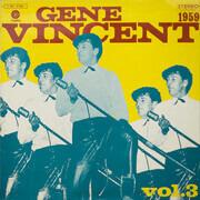 LP - Gene Vincent - Gene Vincent Story Vol. 3
