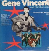LP - Gene Vincent & His Blue Caps - The Bop That Just Won't Stop (1956)