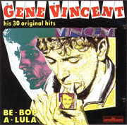 CD - Gene Vincent - Be-Bop-A-Lula
