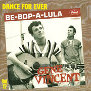 7inch Vinyl Single - Gene Vincent - Be-Bop-A-Lula