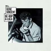 LP - Gene Vincent - Be-Bop-A-Lula