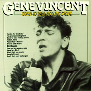 LP - Gene Vincent - Born To Be A Rolling Stone