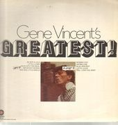 LP - Gene Vincent - Gene Vincent's Greatest