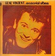 Double LP - Gene Vincent - Memorial Album