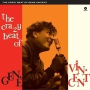LP - Gene Vincent - The Crazy Beat Of Gene Vincent - 180g