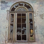 LP - Gene Vincent - The Day The World Turned Blue