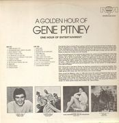LP - Gene Pitney - A Golden Hour of Gene Pitney