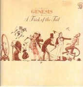 LP - Genesis - A Trick Of The Tail - Gatefold
