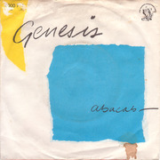 7'' - Genesis - Abacab / Another Record