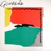 LP - Genesis - Abacab - embossed cover