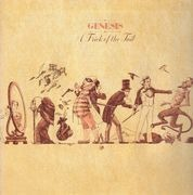 LP - Genesis - A Trick Of The Tail - Textured Cover