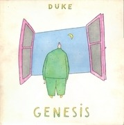 LP - Genesis - Duke - Gatefold UK