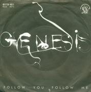 7'' - Genesis - Follow You Follow Me / Ballad Of Big