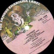 LP - Genesis - Foxtrot