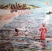 LP - Genesis - Foxtrot - MAD HATTER USA