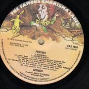 LP - Genesis - Foxtrot - A-3 / B-2 UK