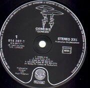 LP - Genesis - Genesis - FRENCH PRESSING