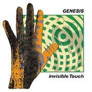 LP - Genesis - Invisible Touch (2018 Reissue Vinyl)