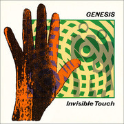 LP - Genesis - Invisible Touch