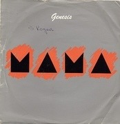 7'' - Genesis - Mama - Paper Sleeve