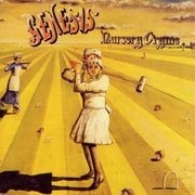 CD - Genesis - Nursery Cryme
