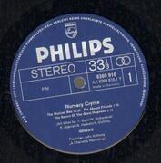 LP - Genesis - Nursery Cryme - Swiss Made, Gatefold