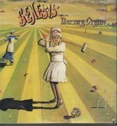 LP - Genesis - Nursery Cryme - US PINK SCROLL