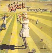 LP - Genesis - Nursery Cryme - UK MAD HATTER