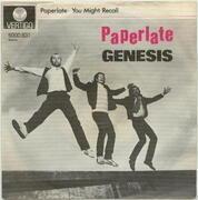 7'' - Genesis - Paperlate
