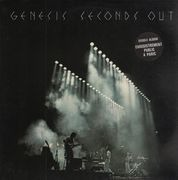 Double LP - Genesis - Seconds Out - FRENCH PRESS