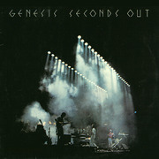 Double LP - Genesis - Seconds Out