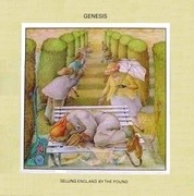 LP - Genesis - Selling England By The Pound - ITALIAN PRESS