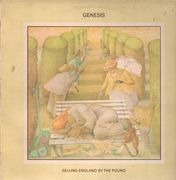 LP - Genesis - Selling England By The Pound - UK