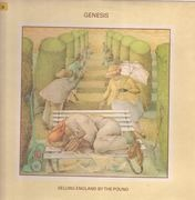 LP - Genesis - Selling England By The Pound - UK A-4U / B-3U