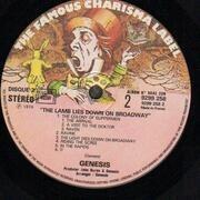Double LP - Genesis - The Lamb Lies Down On Broadway