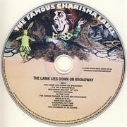 Double CD - Genesis - The Lamb Lies Down On Broadway