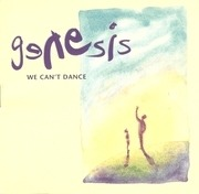 CD - Genesis - We Can't Dance