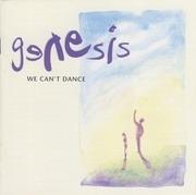 CD - Genesis - We Can't Dance