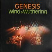 LP - Genesis - Wind & Wuthering - Austrian Exlibris