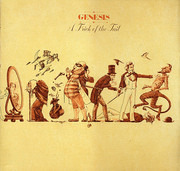 LP - Genesis - A Trick Of The Tail - BLACK LABELS