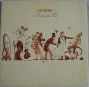 LP - Genesis - A Trick Of The Tail - Textured