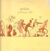 LP - Genesis - A Trick Of The Tail