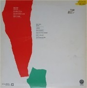 LP - Genesis - Abacab - YRGG - Yellow/Red/Grey/Green Cover
