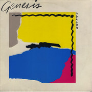 LP - Genesis - Abacab - GYMC - Gray/Yellow/Magenta/Cyan Cover