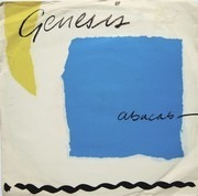 7inch Vinyl Single - Genesis - Abacab - Paper labels