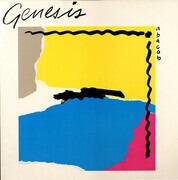 LP - Genesis - Abacab - GYBR - embossed