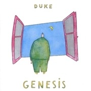 LP - Genesis - Duke -Reissue-