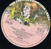 LP - Genesis - Duke - RARE AUSTRA SPECIAL EDITION